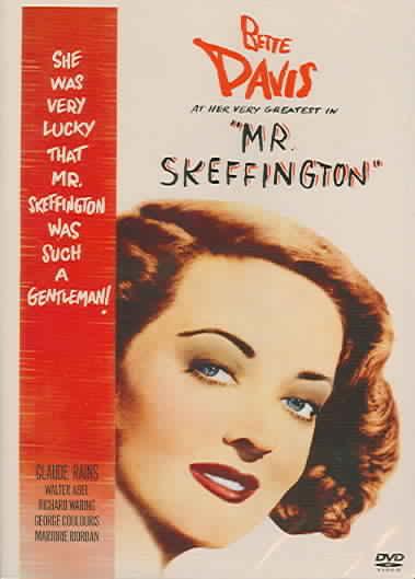 MR SKEFFINGTON BY DAVIS,BETTE (DVD)